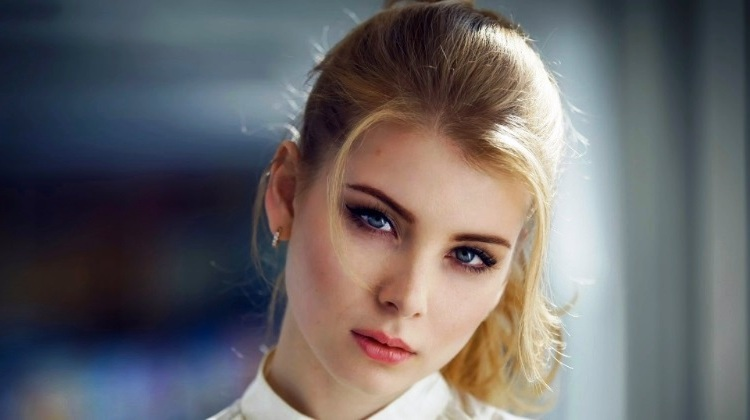 beautiful russian woman